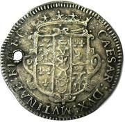 6 Bolognini - Cesare d Este – obverse