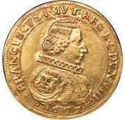 12 Scudi d'Oro - Francesco I – obverse