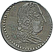 1 Sesino - Francesco III d'Este – obverse