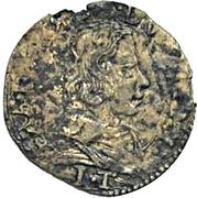 1 Giorgino - Francesco I d'Este – obverse