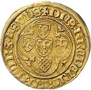 1 Goldgulden - Friedrich III. (Falkenberg) – reverse