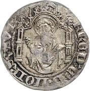 1 Weißpfennig - Friedrich III. – obverse
