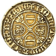 1 Goldgulden - Vinzenz – reverse