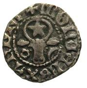 1 Groshen - Alexandru I cel Bun – obverse