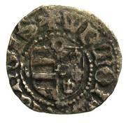 1 Groshen - Alexandru I cel Bun – reverse