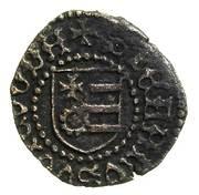 1 Groshen - Ștefan III cel Mare – reverse