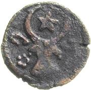 ½ Groshen - Petru II Mușat – obverse