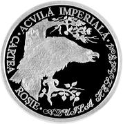 10 Lei (Imperial eagle) – reverse