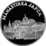 50 Lei (Japca Monastery) – reverse