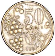 50 Bani – reverse