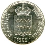 10 Francs - Rainier III (Accession of Prince Charles III) – obverse