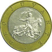10 Francs - Rainier III -  obverse