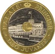 20 Francs - Rainier III -  obverse