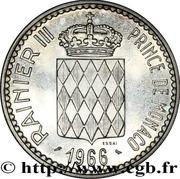 10 francs Charles III (Essai) – obverse