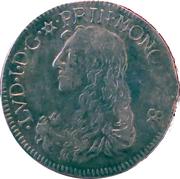 1 Luigino - Louis I – obverse