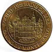 1 Franc - Casinos de Monte Carlo – obverse