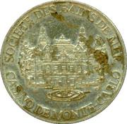10 Francs - Casino de Monte Carlo (SBM) – obverse