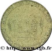 5 Francs - Casino de Monte Carlo (SBM) – obverse