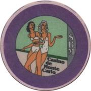 Token - Casino de Monte Carlo – obverse