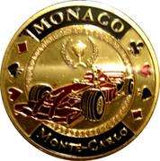 Token - Monaco – obverse