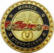 Token - Monaco (Monté-Carlo VIP) – reverse