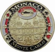 Token - Monaco (Monte-Carlo) – obverse