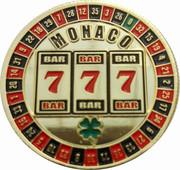 Token - Monaco (Monte-Carlo) – reverse