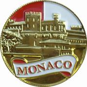 Token - Monaco (Monte Carlo) – obverse