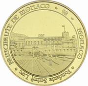 Token - Fonderie Saint Luc (Principauté de Monaco) – obverse