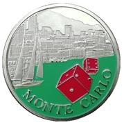 Token - Souvenirs et Patrimoine (Monaco - Monte Carlo) – obverse