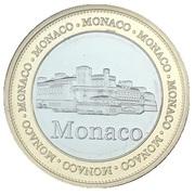Token - Nemery & Calmejane (Monaco - Monte Carlo) – obverse