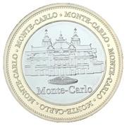 Token - Nemery & Calmejane (Monaco - Monte Carlo) – reverse