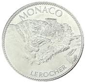 Token - Monaco (Le Rocher) – obverse