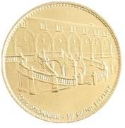 Token - Monaco (Le palais princier) – obverse