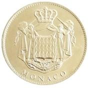 Token - Monaco (Palais princier) – reverse