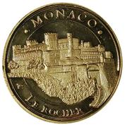 Token - Monaco (Le Rocher - Palais princier) – obverse