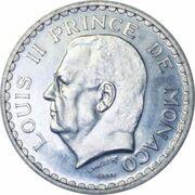 5 Francs - Louis II (Essai) – obverse