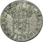 1 Luigino - Luigi I Grimaldi – reverse