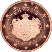 2 Euro Cent - Albert II (2nd type) – obverse