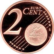 2 Euro Cent - Albert II (2nd type) – reverse