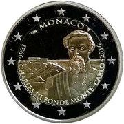 2 Euro - Albert II (Foundation of Monte Carlo) – obverse