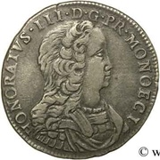Pezzetto - Honore III – obverse