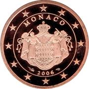 5 Euro Cent - Albert II (2nd type) – obverse