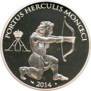 10 Euro - Albert II (Hercules archery) – obverse