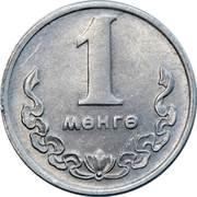 1 Möngö -  reverse