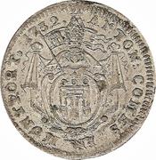 4 Kreuzer - Karl VI – reverse