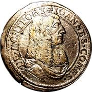 15 Kreuzer - Johann VIII. – obverse