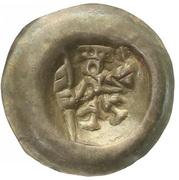 Bracteate - Ottokar II (medium) – obverse