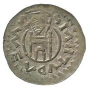 Denar - Unknown ruler – reverse