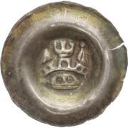 Bracteate - Wencezlaus II (medium) – obverse